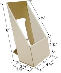 New Tri-Fold Brochure Holder