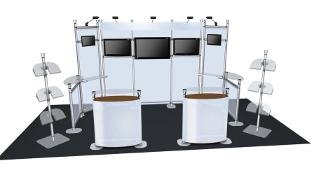 Trade Show Displays - Conference table displays